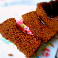 Cold Tea Gingerbread