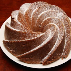 German Apple Walnut Bundt Cake