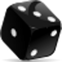Droller: a fast die roller icon