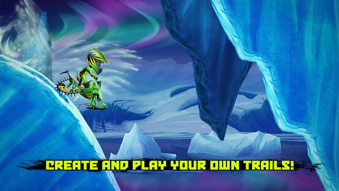 Sled Mayhem Screenshot 2