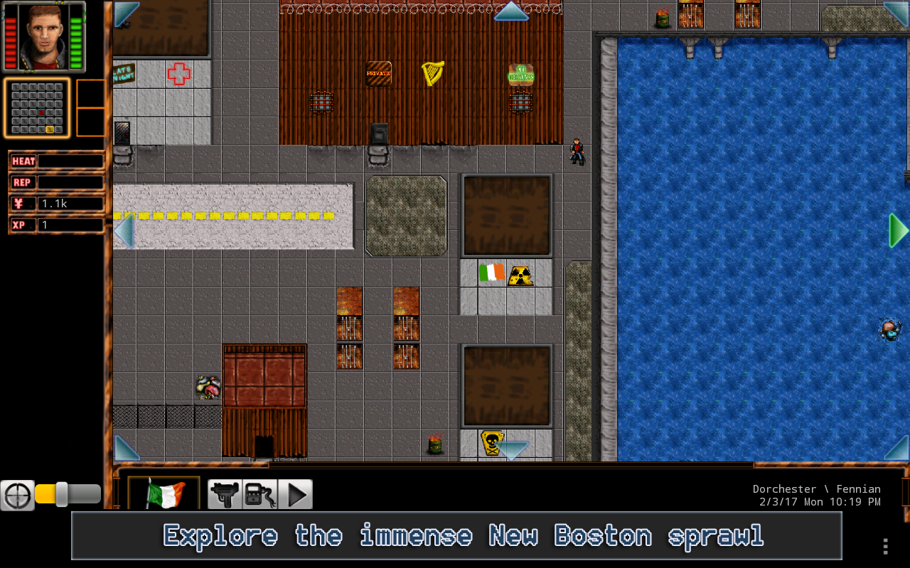 Cyber Knights RPG Elite Screenshot 11