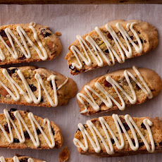 Cranberry and Pistachio Biscotti Recipe