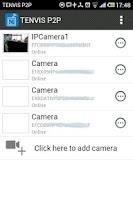 Screenshot of TENVIS P2P