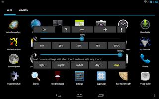 Screenshot of ScreenDim Full