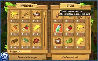 Screenshot of The Island: Castaway®
