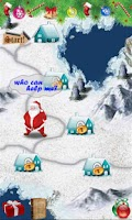 Screenshot of Gems Maze: Christmas Adventure