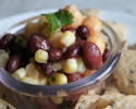 3 Bean Salad with a mustard dressing - By The London Hog Roast Company
