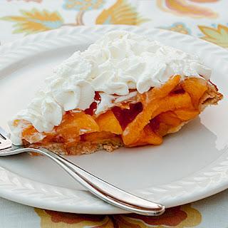 Peach Orange Pie Recipes