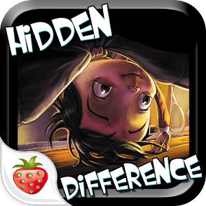 Monster Hidden Difference Game