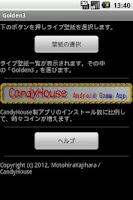 Screenshot of Golden3