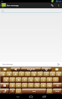 Screenshot of Coffee Keyboard