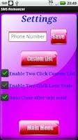 Screenshot of SMS Romancer