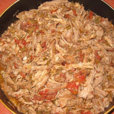 Crockpot Mexican Pulled Pork