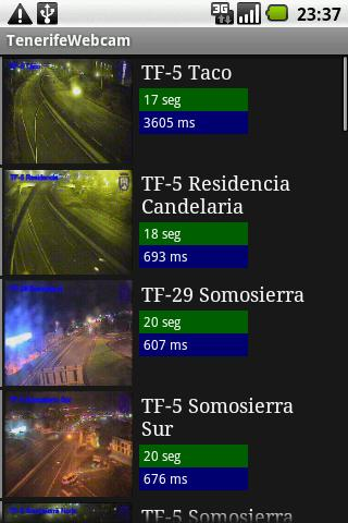 Tenerife Webcam