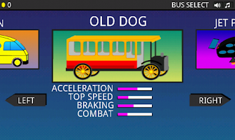 Screenshot of Magic Bus