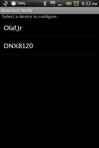 Bluetooth Notify Full