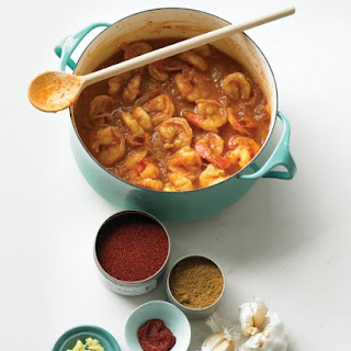 Garam Masala Shrimp Recipes