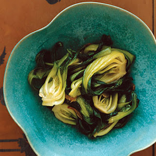 Baby Bok Choy With Chicken Recipes