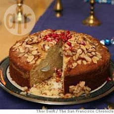 Vasilopita - Greek New Year's Cake