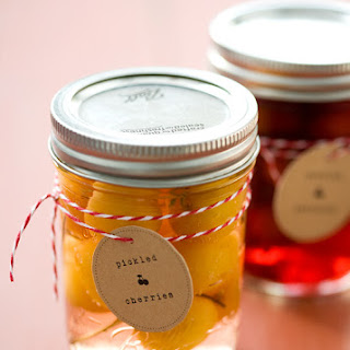 Hot Sweet Cherry Pickles Recipes