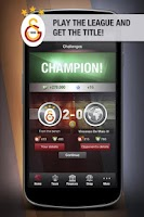 Screenshot of Galatasaray FantasyManager '14