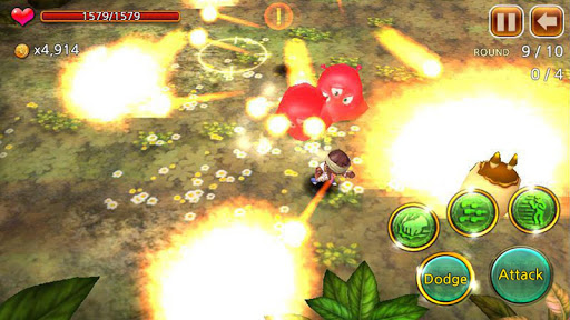 Demong Hunter - screenshot