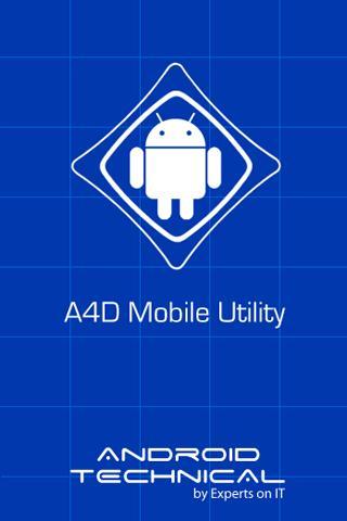 A4D Mobile Utility