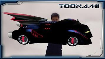 Screenshot of Toonami Inception '13