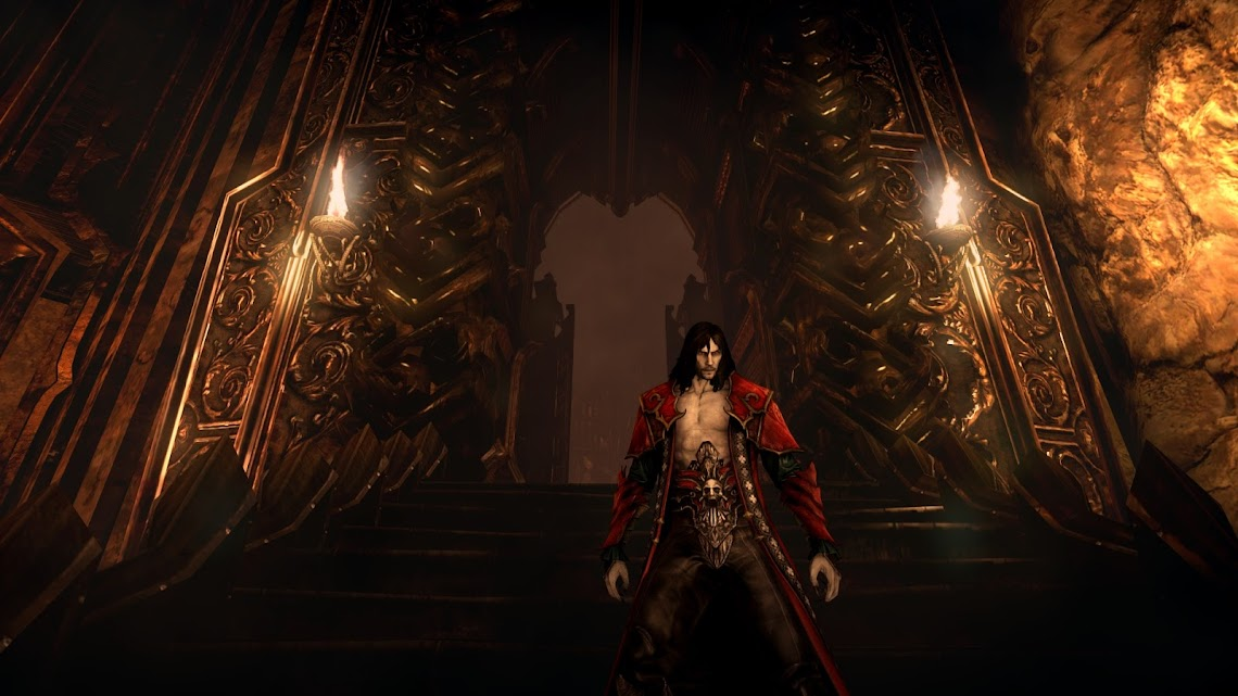 Konami shows off PC assets for Castvania: Lords Of Shadow 2 at the San Diego Comic-Con