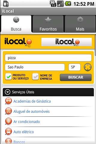 iLocal BR Mobile
