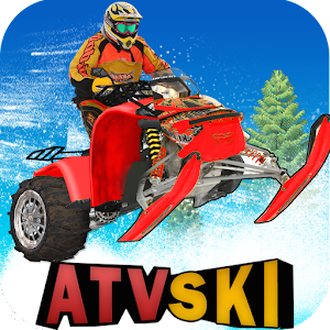 Cover art ATV Snow Ski Racing