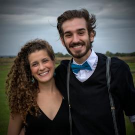 Michael and Lindsey by Joe Saladino - People Couples ( couple, portrait )