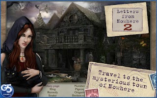 Screenshot of Letters from Nowhere 2