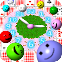 C-Marbles Card [Clock] icon