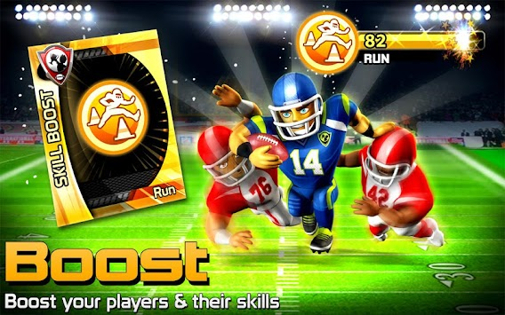 Big Win Football 2016 APK screenshot thumbnail 4