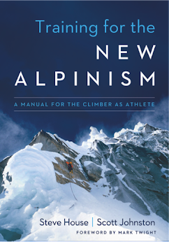 Training for the New Alpinism. Source: . Credit: Steve House,  Licensed under: Public Domain.