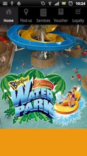 Sandcastle Waterpark - screenshot