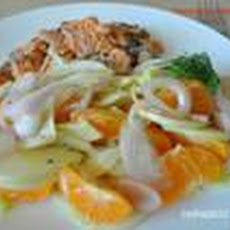 Fennel Orange Salad (Ww - 3 Pts.)