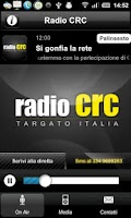 Screenshot of RADIO C.R.C. Targato Italia