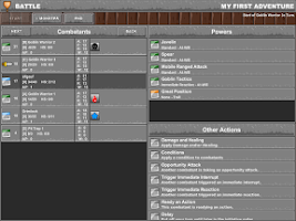 Screenshot of DM Minion-4E Lite