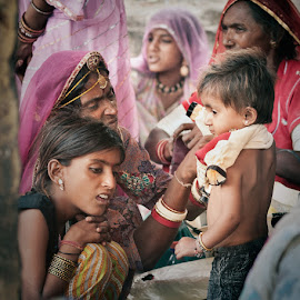 People from Jaisalmer by Dimitar Pavlov - People Street & Candids ( street india, jaisalmer, rajasthan, india )