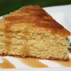 Honey Moist Cornbread