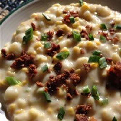 Corn-Bacon Chowder