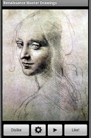 Screenshot of Renaissance Master Drawings