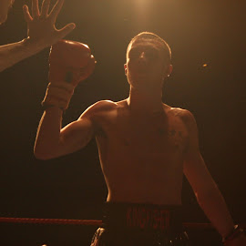 Winner ! by Andy Barker - Sports & Fitness Boxing