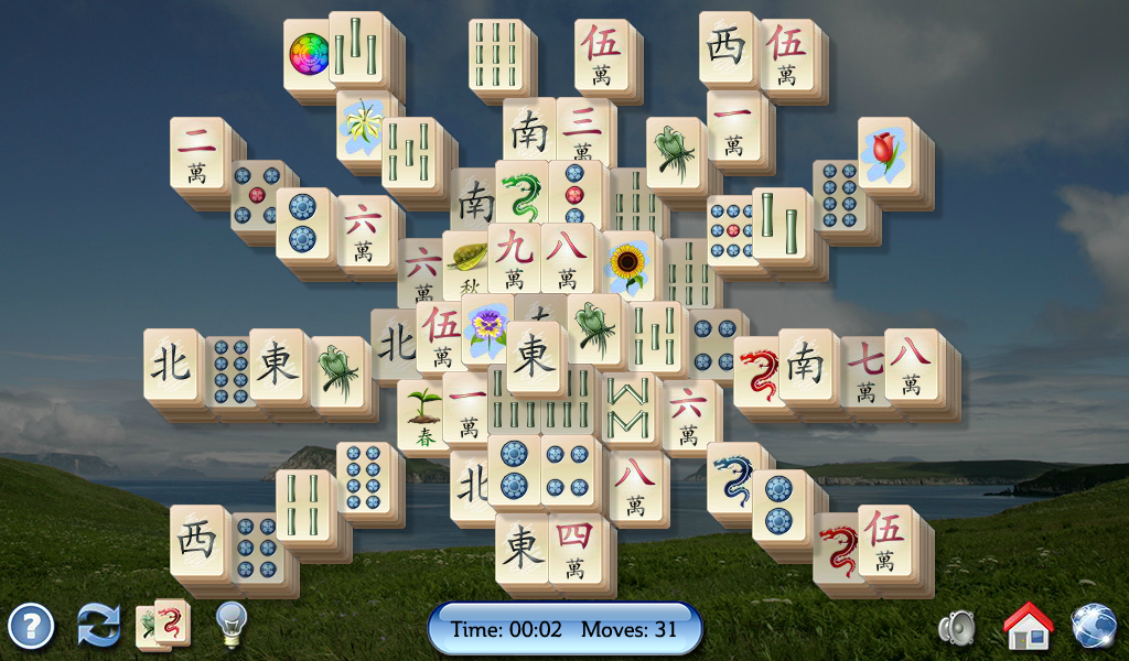 All-in-One Mahjong Screenshot 2