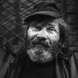 by Bobby Kostadinov - People Portraits of Men (  )