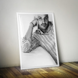 by Domenico Liuzzi - People Portraits of Men
