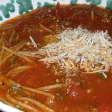 Spaghetti-Lovers Soup