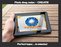 Screenshot of Logo Maker & Graphics Creator